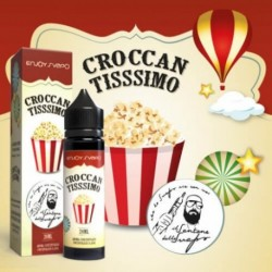 CROCCANTISSSIMO MIX/VAPE 50ML + 10ML BASE NEUTRA (TOTALE 60ML)