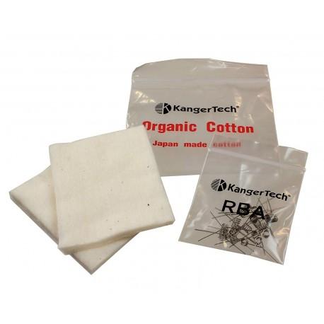 Coil Prefabbricate E Confezione In Cotone Biologico Giapponese