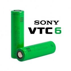 Sony 18650 VTC6 3000mAh 30A